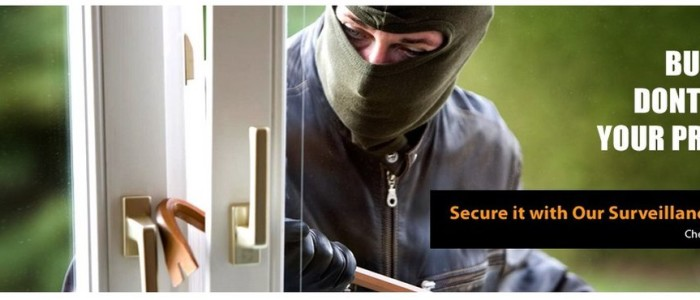 burglar alarms systems for homes